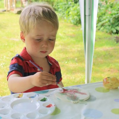 Paint Your Own Pottery Party